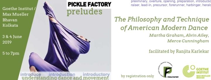 PF Preludes June 2019, Muniadi - American Modern Dance - FB banner